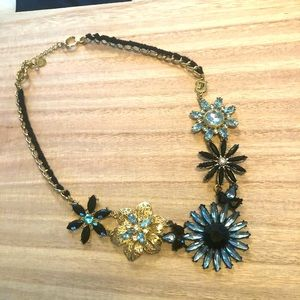 Juicy Couture✨Floral Statement Necklace